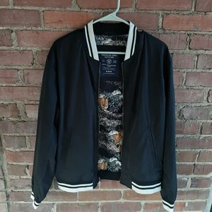 American Eagle Active Flex Bomber Jacket